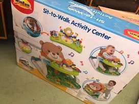 Centro de actividades para bebe