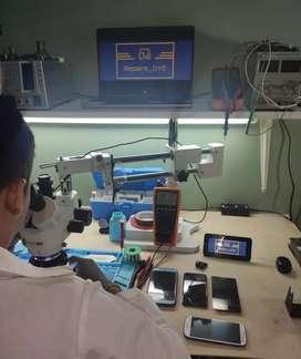 Reparaciones celulares, televisores, equipos de sonido