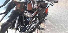 Moto CB110 personalizada