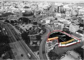 T079 - Venta Terreno con Galpón en Kennedy Norte - Ave Orellana - Guayaquil