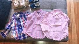 Camisas Polo Niño