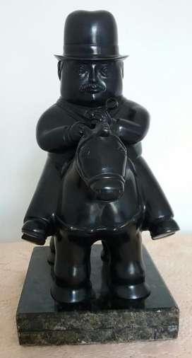 Fernando Botero/ Escultura.
