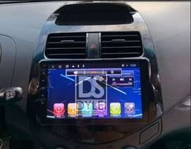 Radio Tipo Original Android Chevrolet Spark GT 2014
