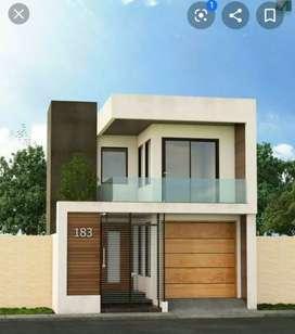 Se vende casa+ apartamento en segundo piso. Se escucha oferta
