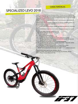 Specialized LEVO 2018 Turbo