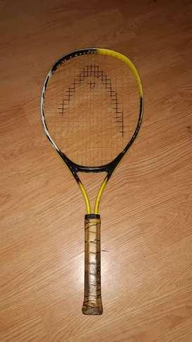 Vendo raqueta head