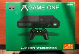 Consola Alien Game One 200 Juegos
