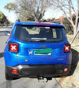 Vendo Jeep Renegade espectacular!!