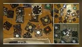 Ventiladores y DISIPADORES de pc
