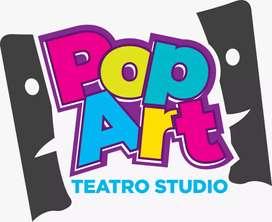 POP ART TEATRO STUDIO
