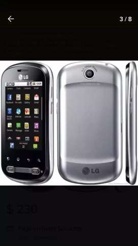LG P350 LIBERADO