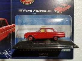 Ford falcón autos inolvidables 1/43
