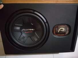 """Bajo Pioneer original 16"""""""