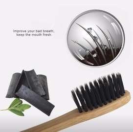 Cepillo de Dientes Bambú, Ecologico