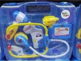 Kit Set Maletin De Doctor Juguete Niños Estetoscopio