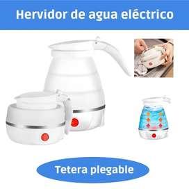 Hervidor de agua eléctrico