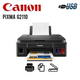 Canon g2110 sistema original multifuncional Nueva Multifuncional