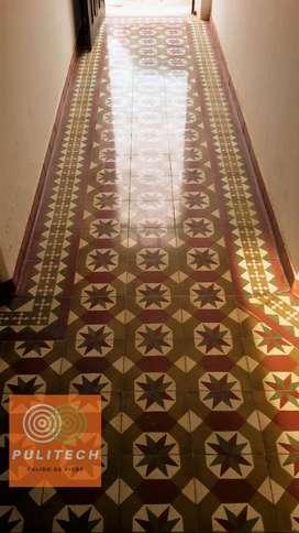 Pulido de pisos
