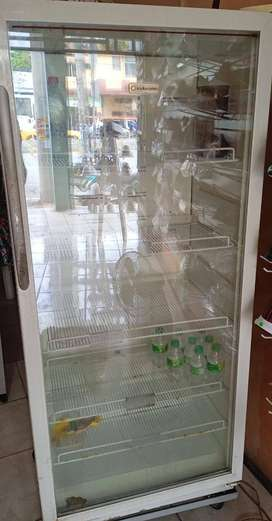 Se vende vitrina frigorifica