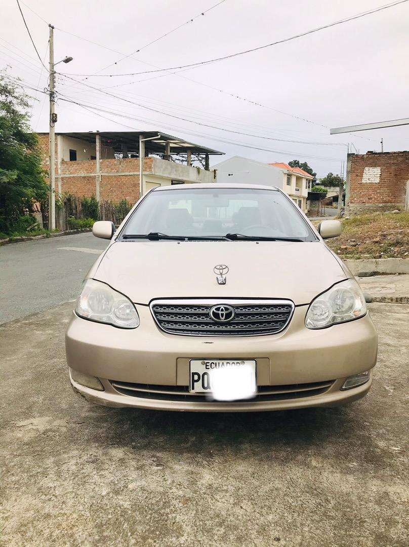 Toyota corolla 1.8 flamante