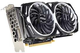 Tarjeta de Video MSI Radeon RX 470 Miner 8Gb