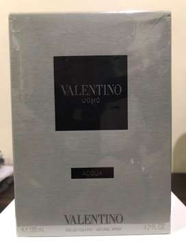 Perfume Valentino Uomo Acqua Nuevo Para Hombre