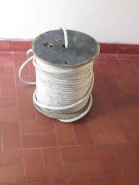 Cabo de nylon trenzado espiral 13 mm
