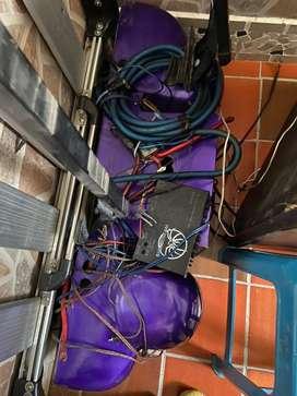Se vende equipo de sonido de carro