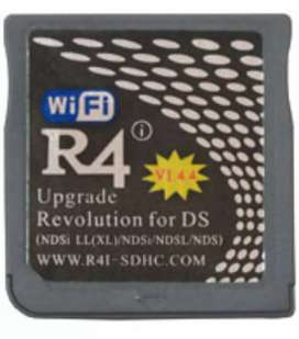 R4i memory card SDHC card para 3DS, DSi, Ds