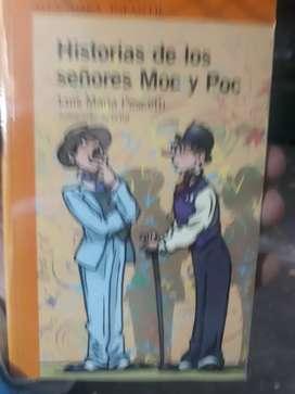 HISTORIAS DE LOS SEÑORES MOC Y POC (usado)