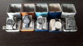 Relojes Fossil a buen precio desde $160