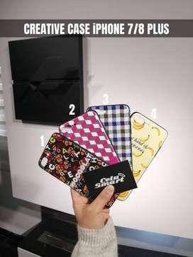 3x1 Creative Case disponible para: Samsung:J5/ J5 Prime/ J7 IPhone: 7