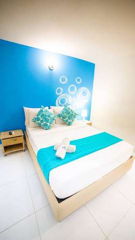 Cesión de contrato hotel 42 habitaciones en el Rodadero Santa Marta