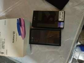 Vendo Samsung s21 de 256g nuevo