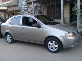 Aveo Sedan 2008