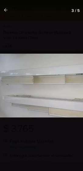 Paneles para cortinas 4.20 de largo