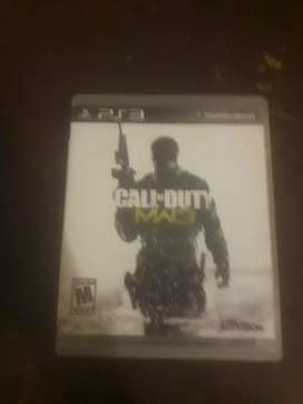 Call of duty Modern Warfare 3 para PlayStation3