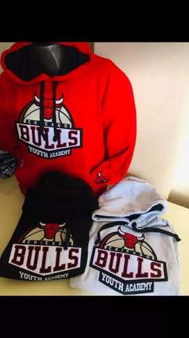 Chompa Chicago Bulls