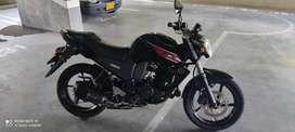 Moto Yamaha FZ 16  mod: 2014