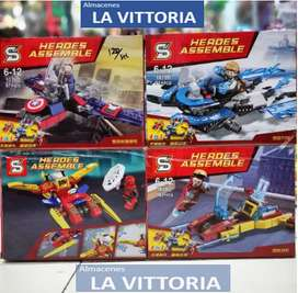 Lego Armable Varios Diseños