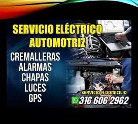 Servicio Eléctrico Automotriz