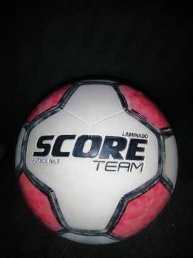 Balón fútbol 11 no. 5. Score
