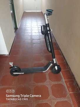 patineta eléctrica ninebot