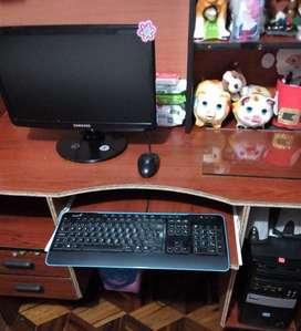 Vendo computador de escritorio COREi3
