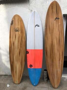 Funboard y longboard Surf