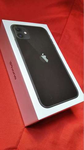 iPhone 11 126 Gb  nuevos