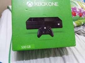 Vendo Xbox One Nuevo
