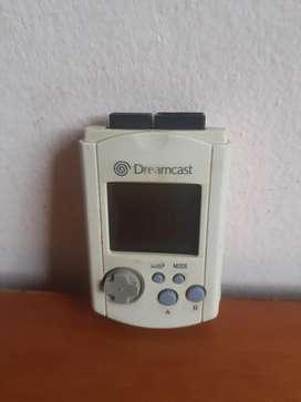 Memoria dreamcast