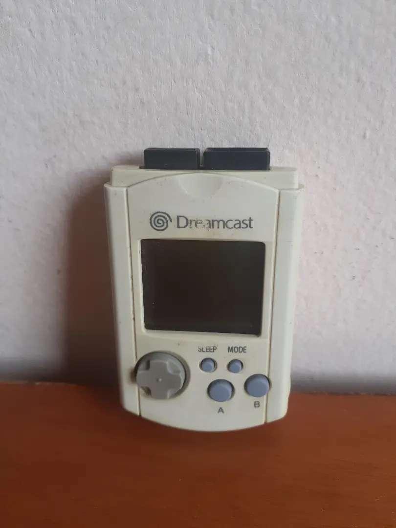 Memoria dreamcast 0