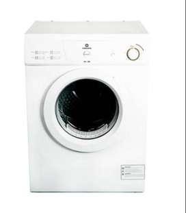 Secadora de ropa Indurama sec 60bl 6 kg - blanco